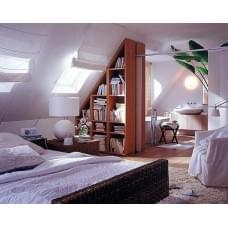 Спальня в мансарде – быль или небыль