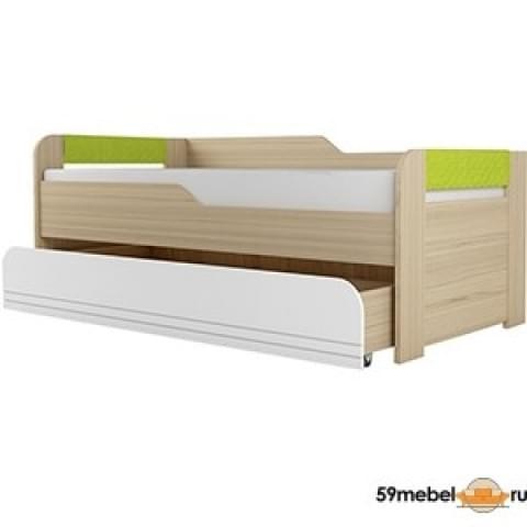 Кровать-2уровневая Стиль 900.1