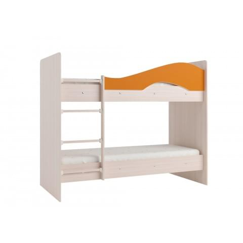 Кровать 2-ярусная Мая без ящиков