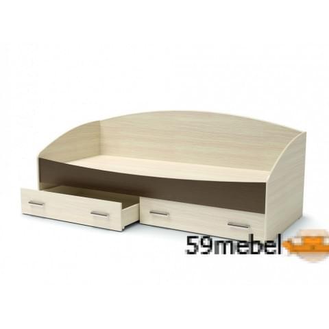 Кровать Максимка с ящиками