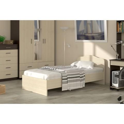 Кровать Альфа-22 0.9
