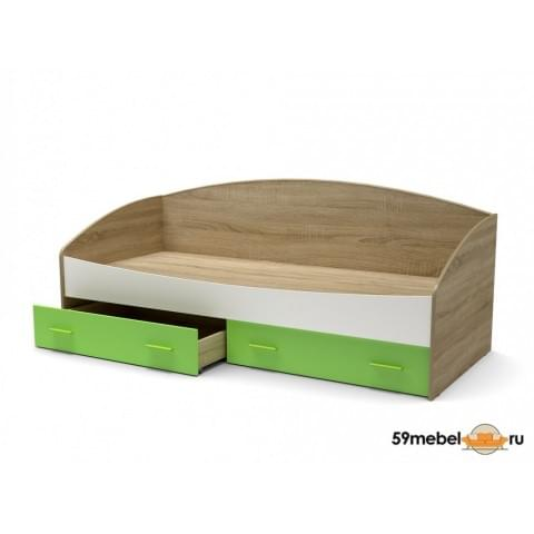 Кровать Максимка-2 с ящиками