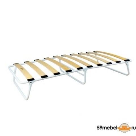 Кровать раскладная малая на ламелях без матраса Луна - М1