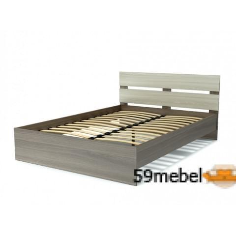 Кровать Эко Стиль 1.6