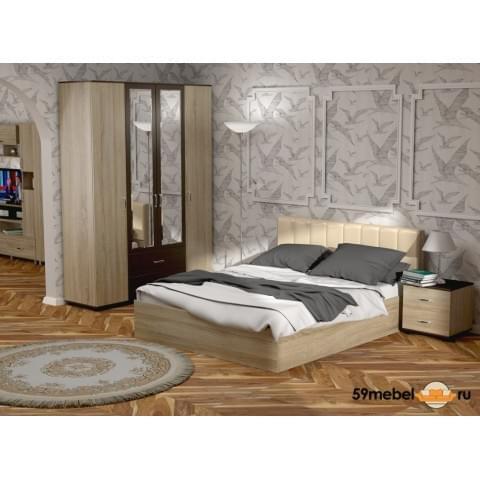 Спальня Рондо (кровать с подъемным механизмом)