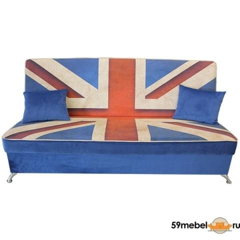 Диван Хит (Британский Флаг)