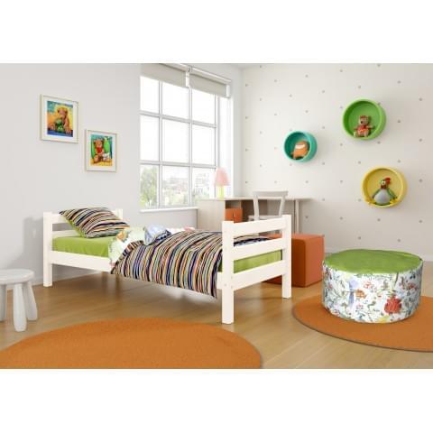 Кровать детская Соня (вариант 1) Белый