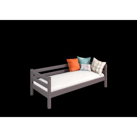 кровать детская Соня c задней защитой (вариант 2)
