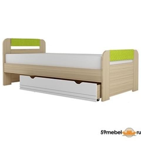 Кровать Стиль 1200.3 с ящиком