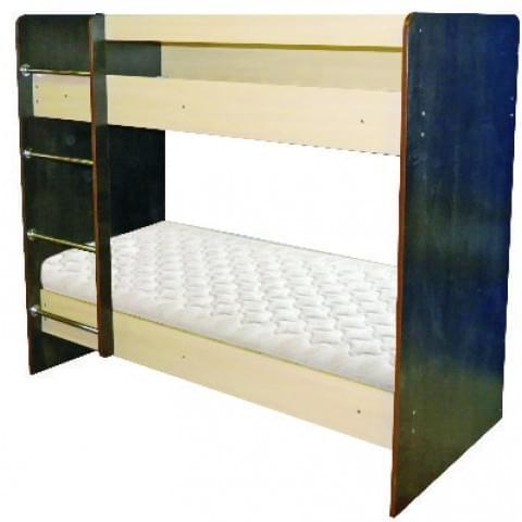 Кровать детская 2-ярусная без ящиков