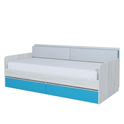 Кровать-тахта Бриз 900.4 с подушками