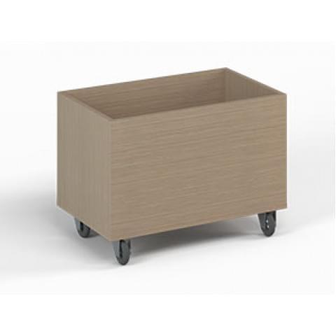 Ящик для игрушек Малина