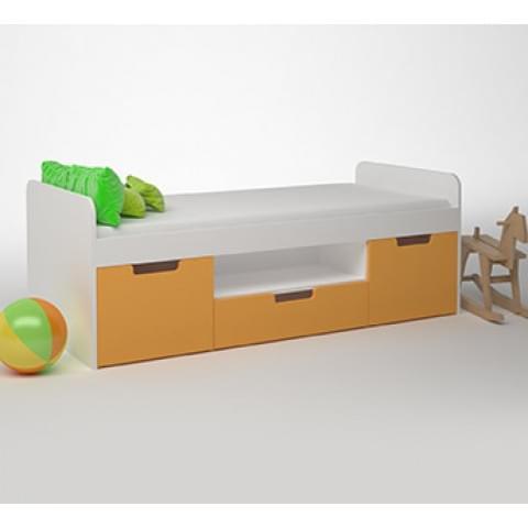 Кровать Брусника 3 ящика