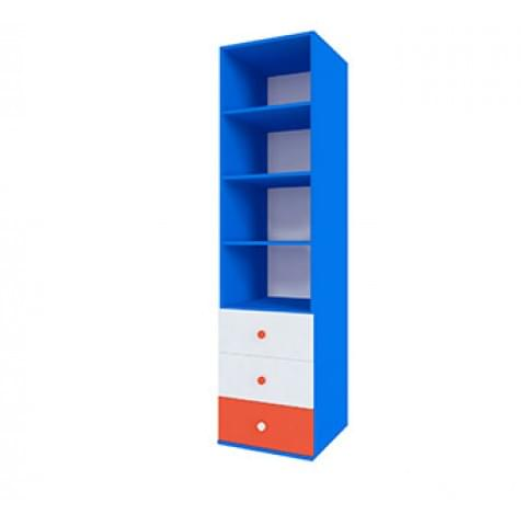 Шкаф открытый с ящиками Пожарный
