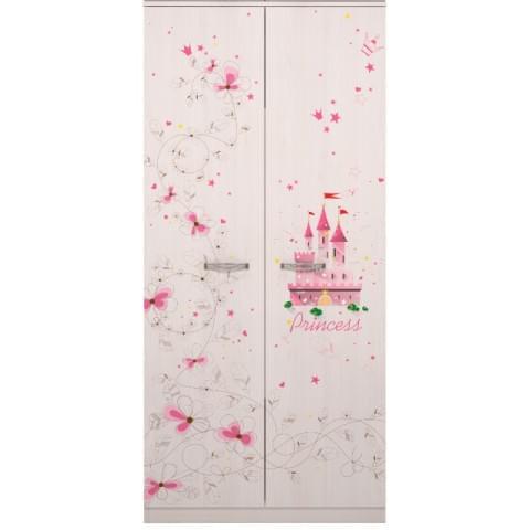 Шкаф для одежды Принцесса №1