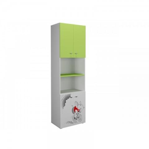 Шкаф 600 4Д Симба