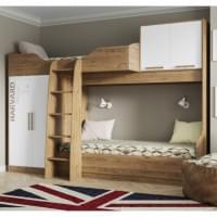 Кровать двухъярусная Гарвард