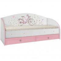 Кровать детская Аннет (латы)