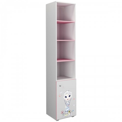 Шкаф 400 1Д Аннет
