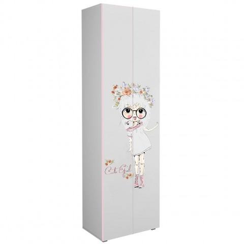 Шкаф для одежды 600 ДО Аннет
