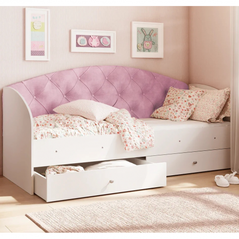 Кровать детская Эльза