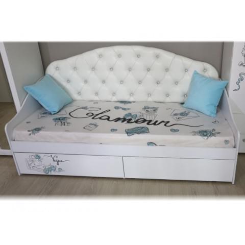 Кровать Гламур