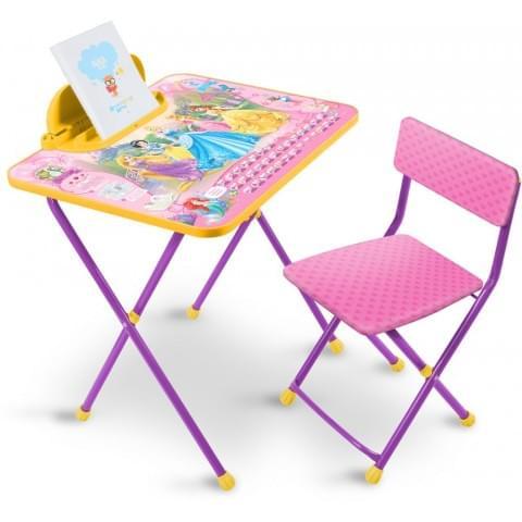 Комплект детской мебели «Принцесса» (арт. Д2П)