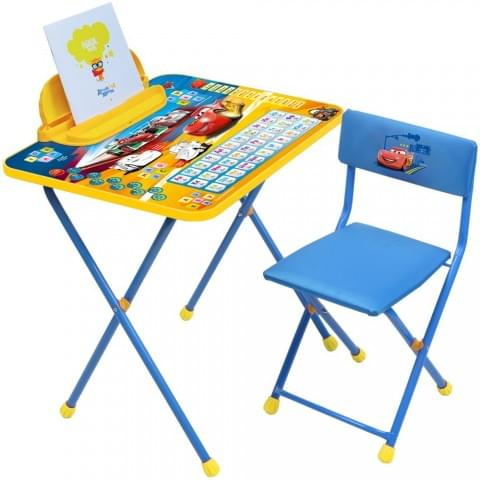 Комплект детской мебели «Тачки» (арт. Д2Т)