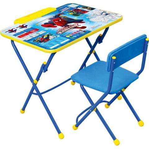 Комплект детской мебели Disney «Человек-паук» (арт. Д3Ч)