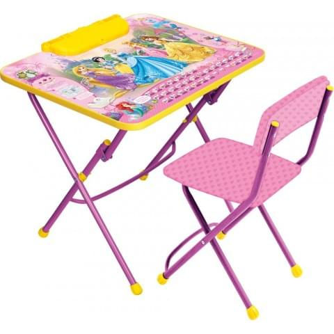 Комплект детской мебели «Принцесса disney» (арт. Д3П)