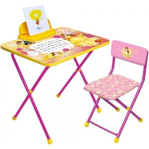 Комплект детской мебели Disney с Белль (арт. Д4Б)
