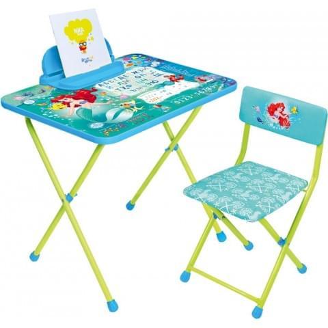 Комплект детской мебели Disney с Русалочкой (арт. Д4РУ)