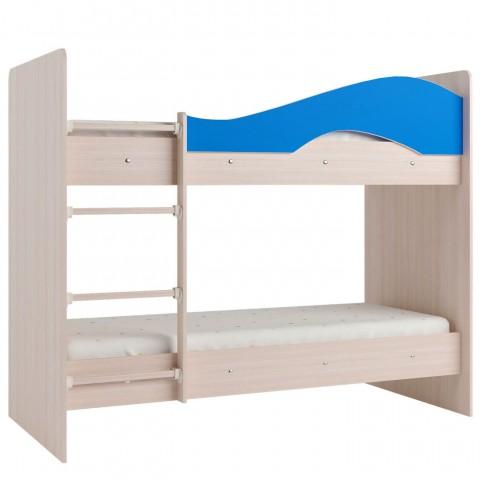 Кровать детская 2-ярусная Мая без ящиков