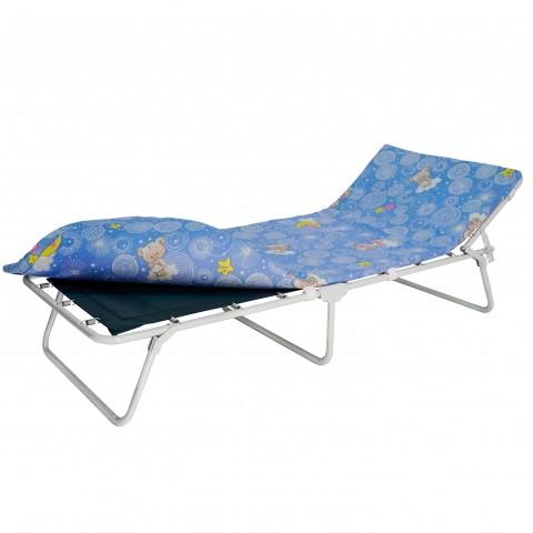 Кровать раскладная малая с полумягким матрасом Соня-М1