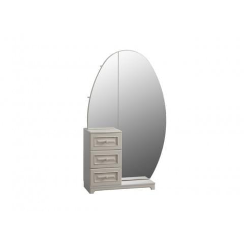 Шкаф комбинированный Белла с зеркалом