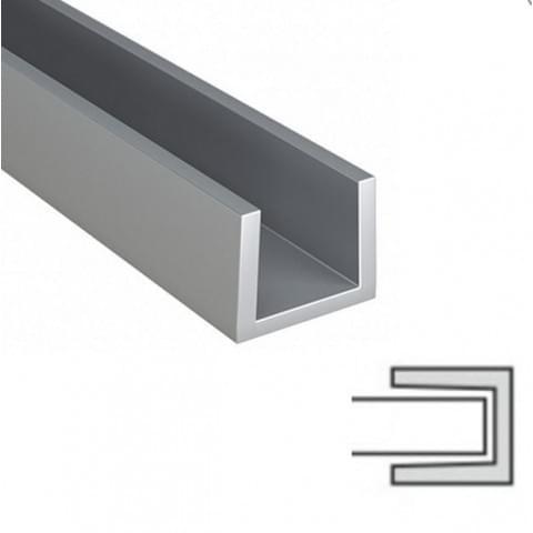 Планка торцевая П-образная для стеновой панели