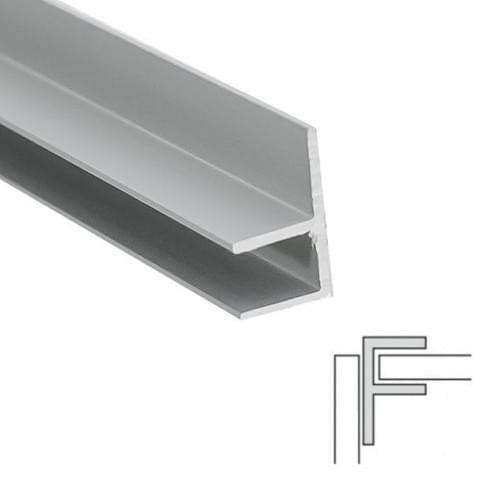Планка угловая F-образная для стеновой панели