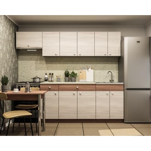 Кухонный гарнитур Ника 2.3