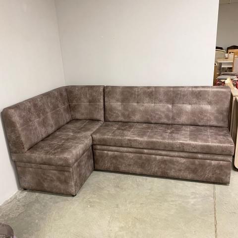 Кухонный угловой диван со спальным местом Дублин