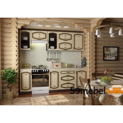 Кухонный гарнитур Венеция 2.4