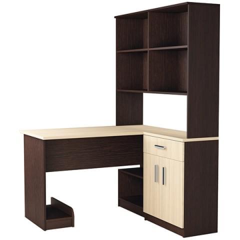 стол письменный СТК 22 + надстройка 1