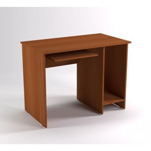 Стол компьютерный с нишей 1100х600 Экке (СК 11.6)