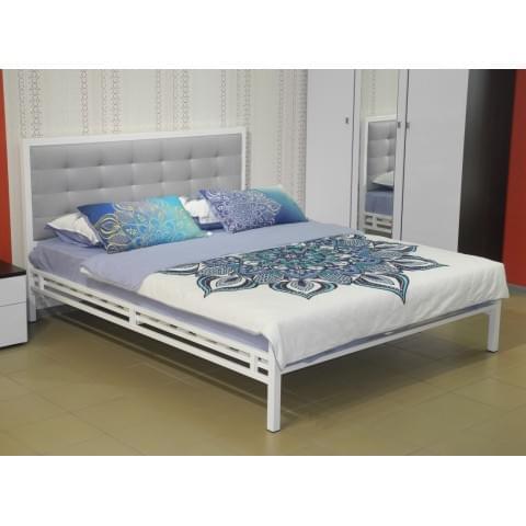 Кровать Лагуна металлическая