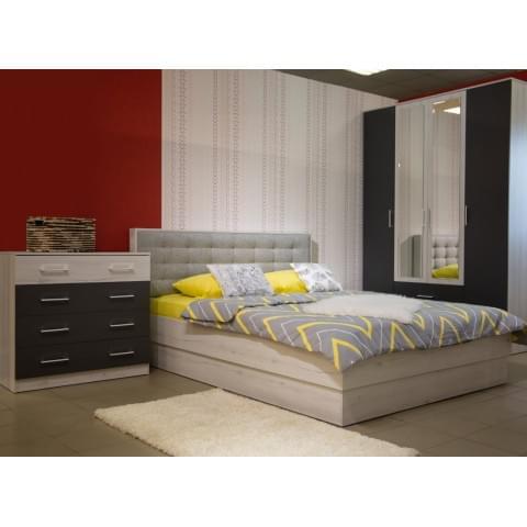Кровать Лагуна 1600 с подъемным механизмом