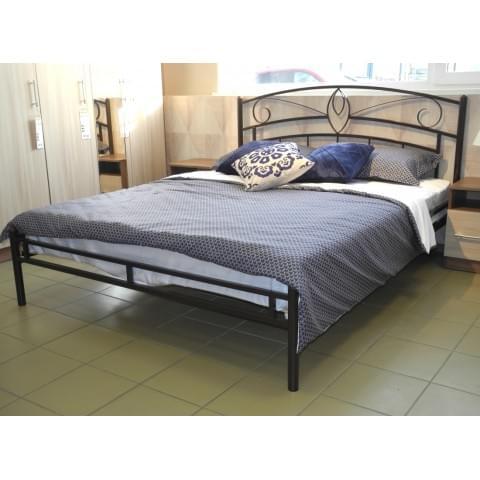 Кровать Арго 140 металлическая