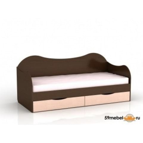 Кровать Лори КБ 0.9