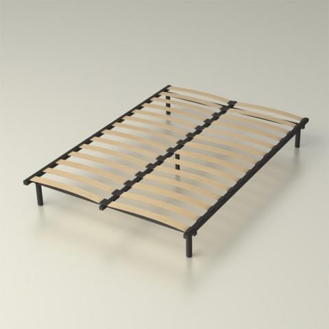 Ортопедическое основание кровати 1400
