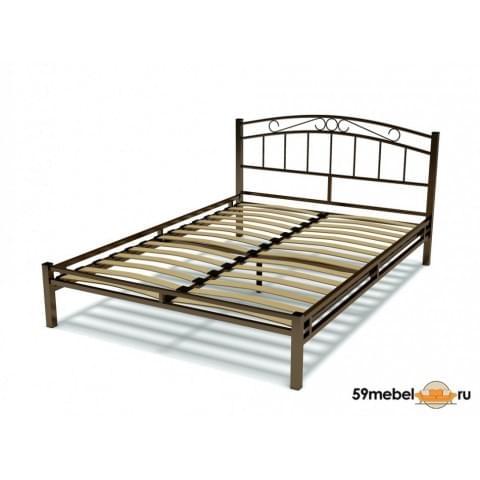 Кровать Виола металлическая