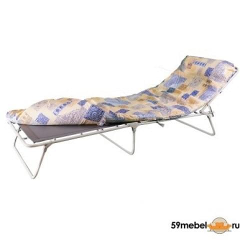 Кровать раскладная с полумягким матрасом Соня - 1