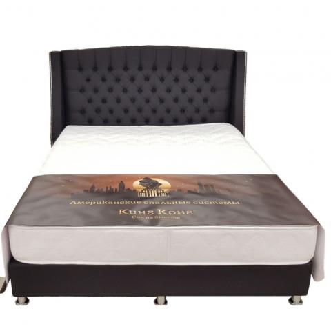 Кровать Богема 2 Премиум Бокс Спринг